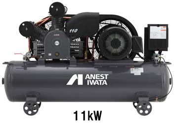 Piston Air Compressor 11kW