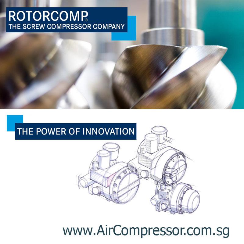 Air-Compressor-Supplier-Singapore-Rotorcomp-Rotary-Screw-Air-Compressor