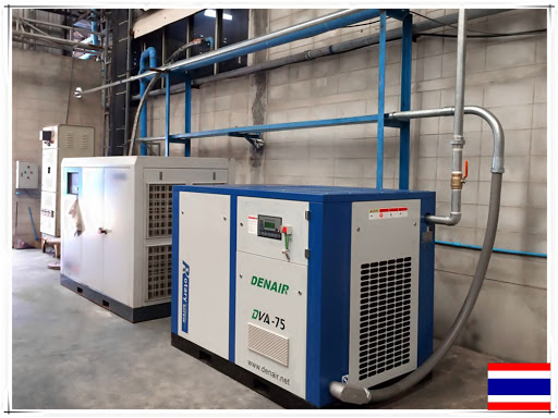 industrial applications for air compressors